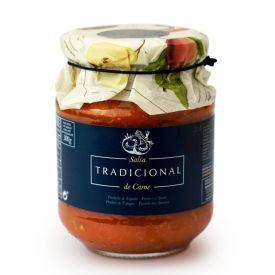 Tradicinis Ispaniškas mėsos ir pomidorų padažas DON GASTRONOM, 300 g