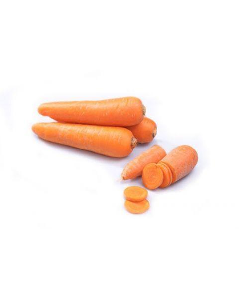 Ekologiškos plautos morkos, 1kg