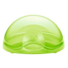 NUK žalia čiulptuko dėžutė (10750215)