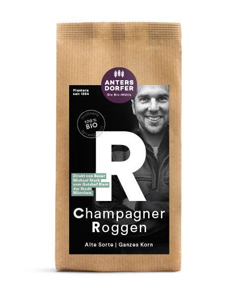 "Ekologiški ""Champagne"" rugiai ANTERSDORFER, 500 g"
