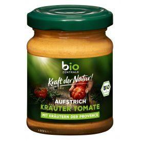 Ekologiška pomidorų užtepėlė BIOZENTRALE, 125 g