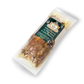 "Antienos ""FOIE GRAS"" ir bobausio grybo įdaras CLOS SAINT SOZY, 400 g"