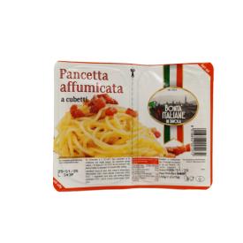 """Rūkyti """"Pancetta"""" kumpio kubeliai SIMONINI,150g"""