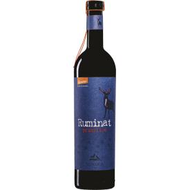 Biodinaminis ir ekologiškas raudonas sausas vynas Lunaria Ruminat Primitivo 14%, 750ml