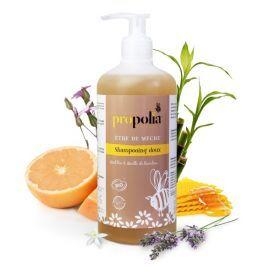 Švelnus plaukų šampūnas PROPOLIA, 500 ml