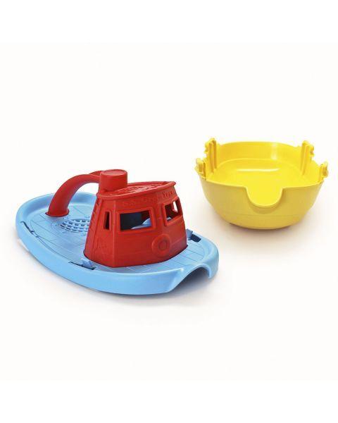 Laivas GREEN TOYS ™ (mėlyna, raudona), 1 vnt. 3