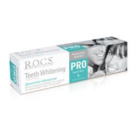 Švelniai balinanti dantų pasta R.O.C.S. Pro Sweet mint, 135 g
