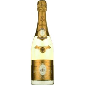 Šampanas LOUIS REORDERER CRISTAL Brut 2006 12% 750ml, sausas