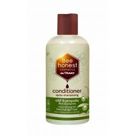 Plaukų kondicionierius su alyvuogėmis ir propoliu BEEHONEST, 250 ml