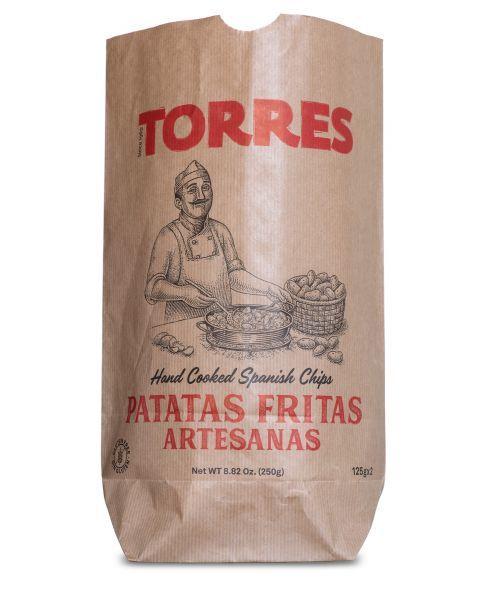 Bulvių traškučiai TORRES ARTESANAS, 250g