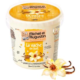 Jogurtas su madagaskaro vanile MICHEL et AUGUSTIN,500g