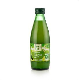 Ekologiškos laimų sultys 100% JARDIN BIO, 250 ml