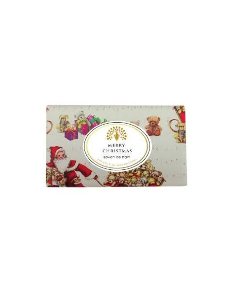Muilas dovanoms Vintage FATHER CHRISTMAS  English Soap, 200 g