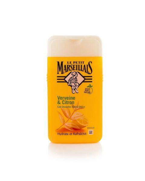 Želė dušui LE PETIT MARSEILLAIS citrininės verbenos aromato, 250 ml