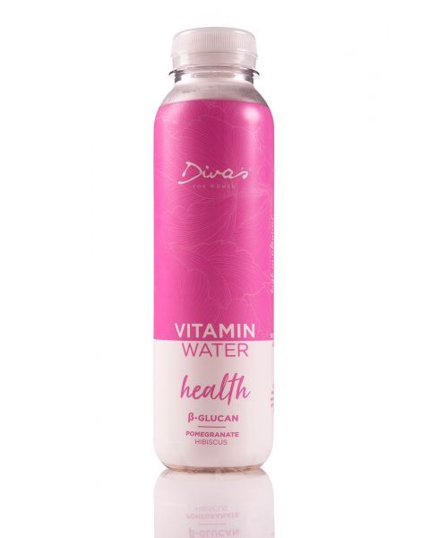 Vitaminų gėrimas DIVA'S Health, 400ml