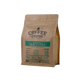 Kavos pupelės COFFEE CRUISE Papua New Guinea 250g