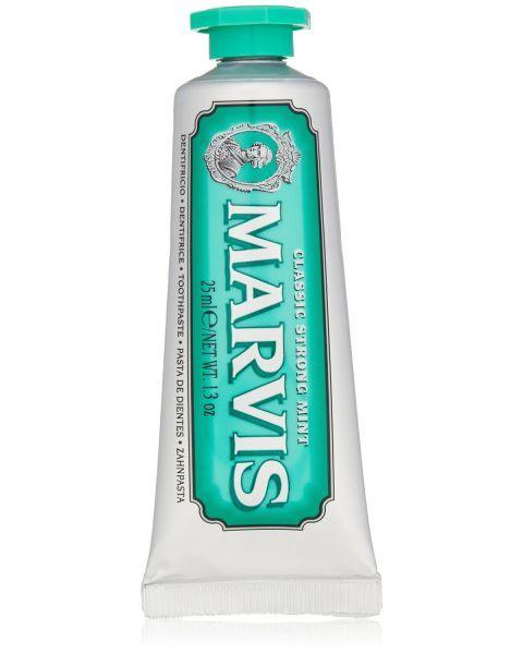 Klasikinė dantų pasta MARVIS su mėtom, 25 ml