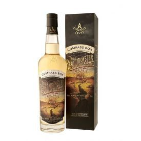 Škotiškas viskis The Peat Monster COMPASS BOX 0.7L