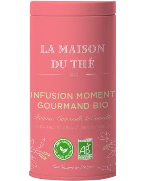 Ekologiška arbata LA MAISON DU THE Gourmand Time Infusion, 110g