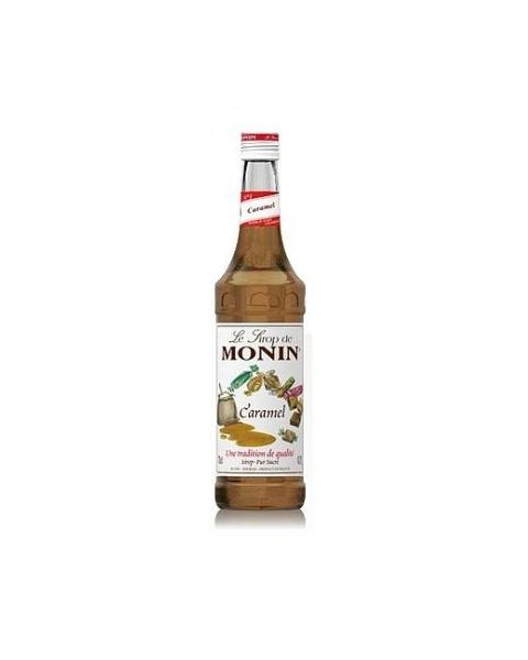 Karamelės skonio sirupas MONIN, 700 ml