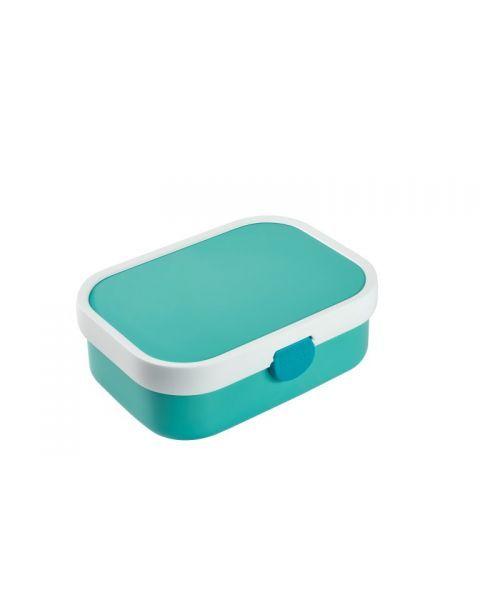 Vaikiška maisto dėžutė su skyreliais MEPAL Campus turkio mėlyna, 1 vnt.