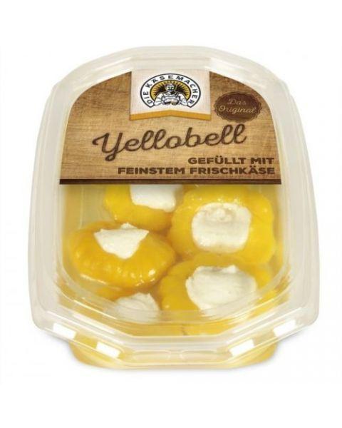 """""""Yellobell' patisonai įdaryti šviežiu sūriu DIE KASEMACHER, 180g"""