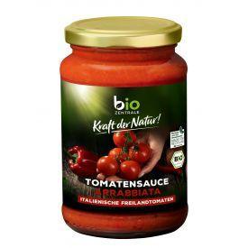"Ekologiškas pomidorų padažas ""Arrabiata"" BIOZENTRALE , 350 g"