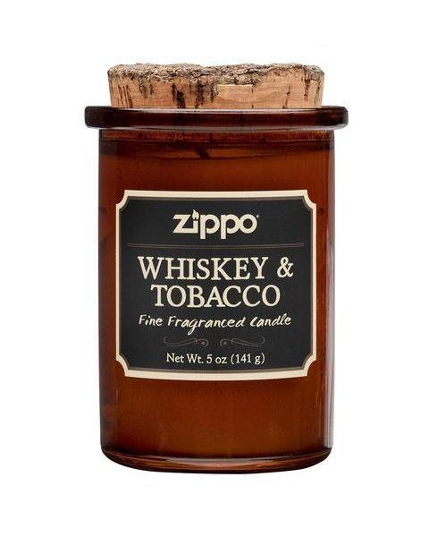 """Aromatinė žvakė ZIPPO """"Whiskey & Tobacco"""", 1 vnt. 3"""