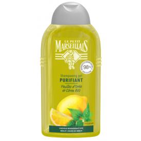 LE PETIT MARSEILLAIS šampūnas plaukams su dilgėlėmis ir citrinomis, 250 ml