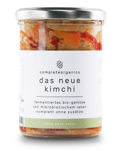 """Klasikiniai """"Kimchi"""" kopūstai COMPLETEORGANICS, ekologiški, 340g"""