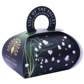 Muilas dovanoms LILY OF THE VALLEY, English Soap, 260 g