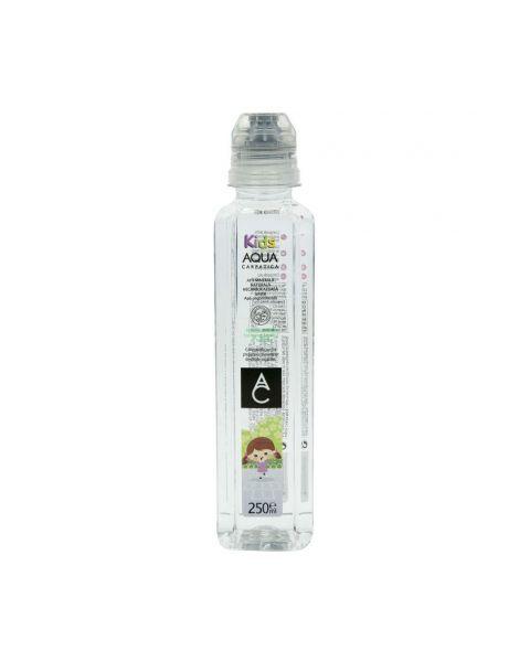 Natūralus mineralinis vanduo vaikams AQUA CARPATICA, 250 ml