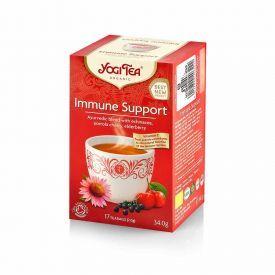 "Ekologiška arbata YOGI TEA ""Immune Support"", 34 g"