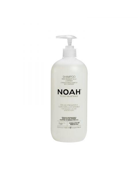 Stiprinamasis šampūnas NOAH su levandomis, 1000 ml