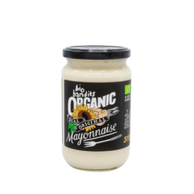 Ekologiškas klasikinis majonezas BIO BANDITS, 370 ml