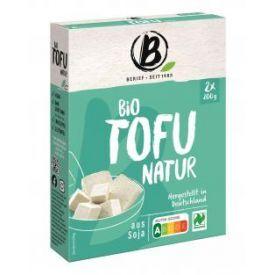 Ekologiškas sojos pupelių sūris TOFU, BERIEF, 2*200g