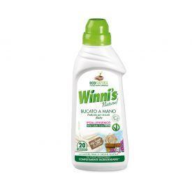 Natūralus skalbiklis skalbti rankomis WINNI'S, 750 ml