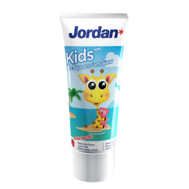 Vaikiška dantų pasta JORDAN 0-5 metai, 50ml