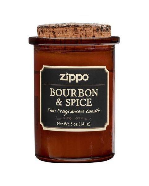 """Aromatinė žvakė ZIPPO """"Buorbon & Spice"""", 1 vnt. 3"""