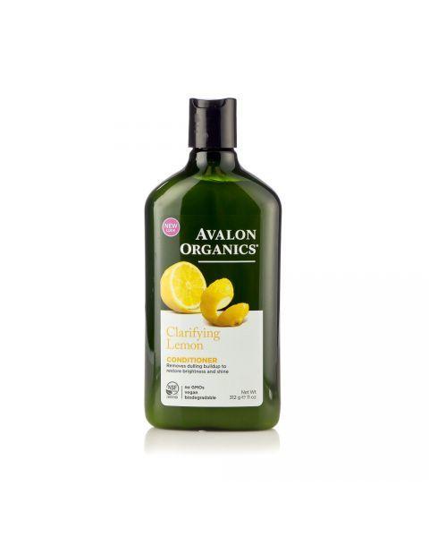 Šviesinamasis kondicionierius AVALON ORGANICS su citrinų ekstraktu, 312 g