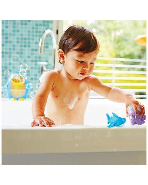 Purškiami žaislai voniai-vandenyno gyvūnai MUNCHKIN nuo 9 mėn., 8 vnt. 2