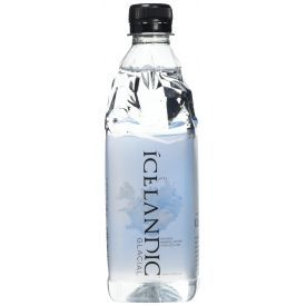 Natūralus mineralinis vanduo ICELANDIC GLACIAL , negazuotas 500ml