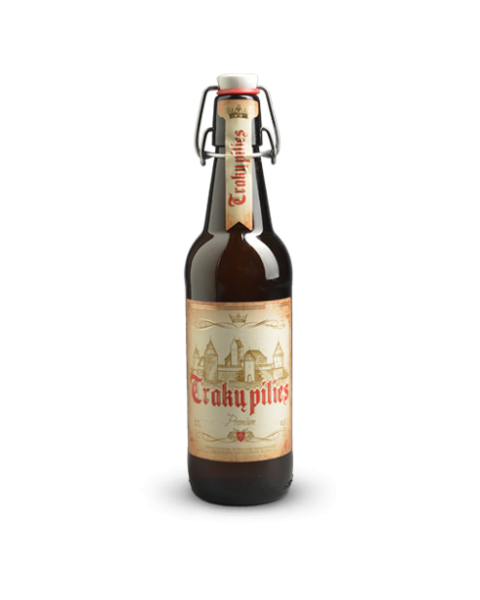 Alus Trakų Pilies Premium 5,7%, 500 ml