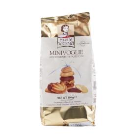 Sausainių asorti MATILDE VICENZI Minivoglie, 300g