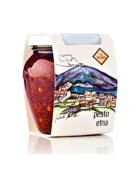 """Pesto padažas DAIDONE """"Etna"""", 180 g"""