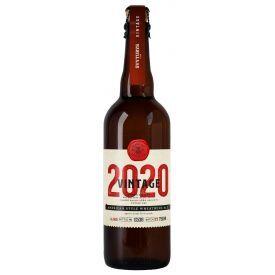 Alus ŠVYTURYS Vintage American style wheatwine ale 2020, 9% 0,75L