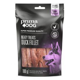 Skanėstas šunims PRIMA DOG antienos file, 100 g