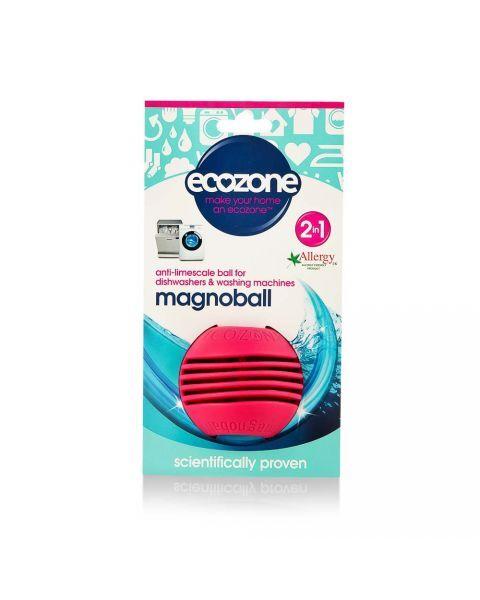 Indaplovių ir skalbimo mašinų kalkių šalinimo priemonė ECOZONE Magnoball 2in1, 1 vnt