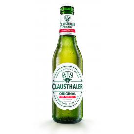 Nealkoholinis alus CLAUSTHALER 0% 330ml butelis