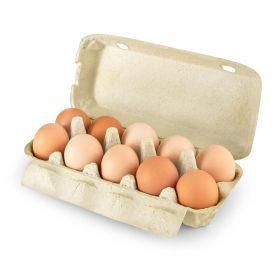 Ūkininko kiaušiniai, 1 dėžutė 10vnt